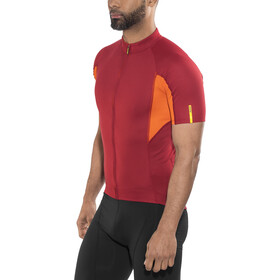 Mavic Aksium Maillot de cyclisme Homme, red/orange